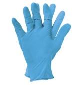 """Ръкавици нитрилни без талк """"NITRYLEX PF"""" - кут(100 бр.)"""