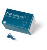 Цимент глас-йономерен химичен модифициран със смола RIVA LUTING PLUS, капсула