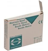 Метална матрична лента, деблина (0.04 )мм - ролка 1м (кут.)
