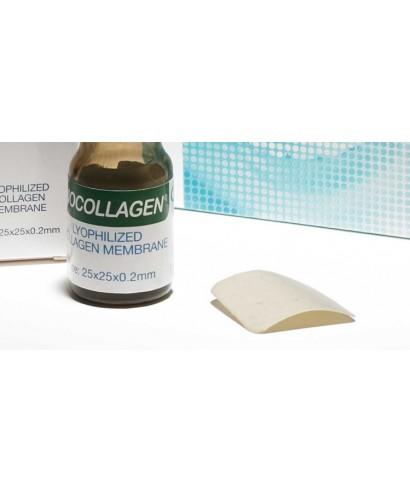 Колагенова мембрана BIOCOLLAGEN membrane 40х30х0,2мм
