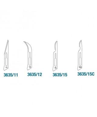 Острие за скалпел (лезвие), стерилизирано - 1 бр.