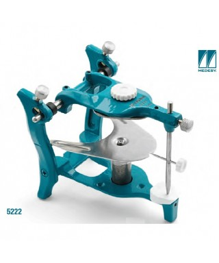 Anatomic type articulator
