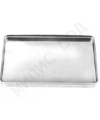 Капак за стоманена, плътна тава (284 х 145 х 29)мм
