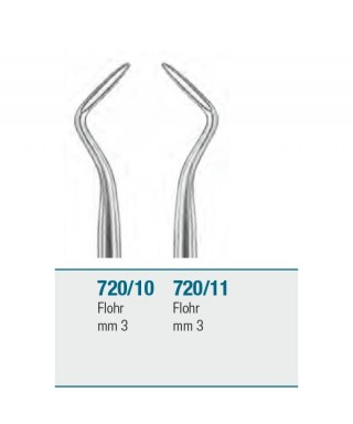 "Лост - страничен ""Flohr"" - 3 мм"