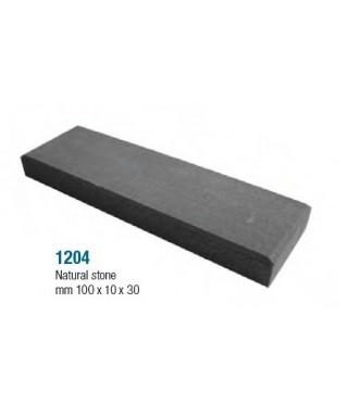 Естествен камък за наточване - фин (100 x 10 x 30) мм