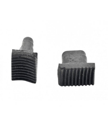 Резервни гумени накрайници за клеща за керамични коронки - сет (2 бр)