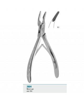 Клеща за кост Микро Луер, тясна - 135 мм
