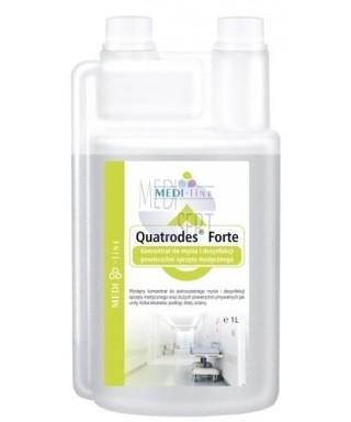 "Дезинфектант за големи повърхности ""QUATRODES FORTE"", концентрат"