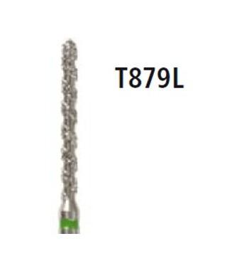 Диамантен борер - дълго торпедо TURBO T879L, турбинен