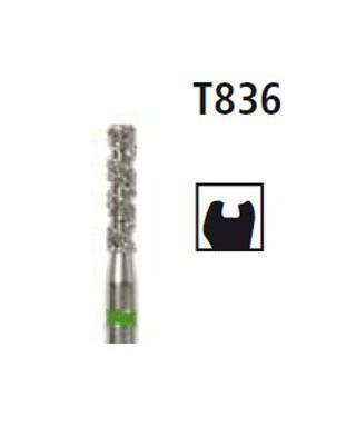 Diamond bur -  Turbo T836, turbine FG