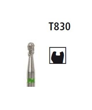 Диамантен борер - круша серия TURBO T830, турбинен