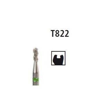 Диамантен борер - круша серия TURBO T822, турбинен