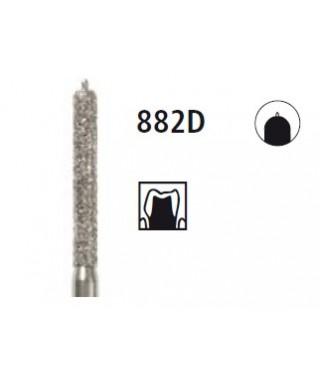 Диамантен борер - цилиндър с водач 882D, турбинен