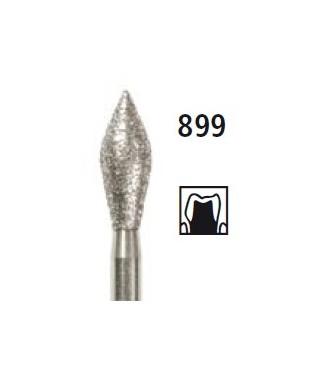 Диамантен борер - голям пламък 899, турбинен
