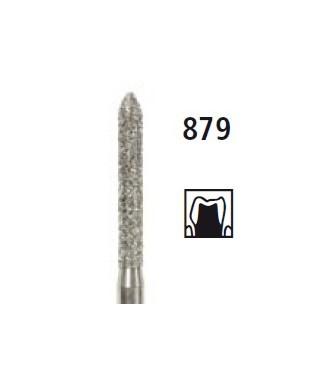 Диамантен борер - торпедо 879, турбинен