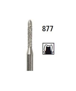 Диамантен борер - торпедо 877, турбинен