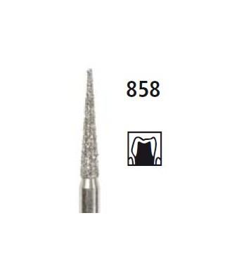 Диамантен борер - конус 858, турбинен