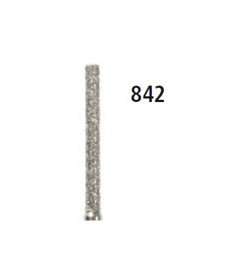 Диамантен борер - издължен цилиндър 842, турбинен