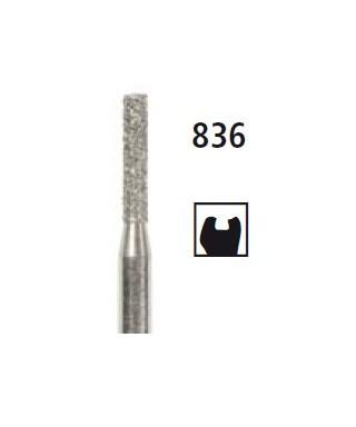 Диамантен борер - цилиндър 836, турбинен