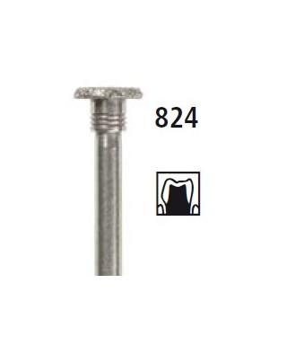 Диамантен борер - 824, турбинен