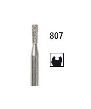 Diamond bur - inverted cone 807, turbine FG