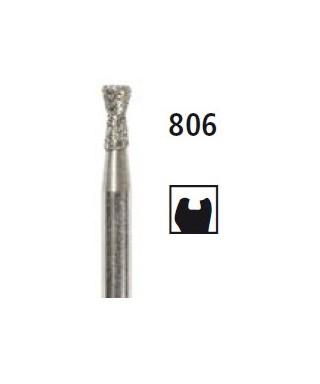 Диамантен борер - двоен конус 806, турбинен