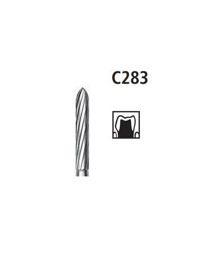 Твърдосплавен борер * финирен торпедо (C283 012) - турбинен