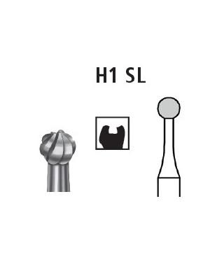 Твърдосплавен борер - кръгъл 3/4 H1SRAL (обратен н-к 26 мм)