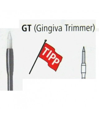 Ceramic surgical instrument - Gingiva Trimmer