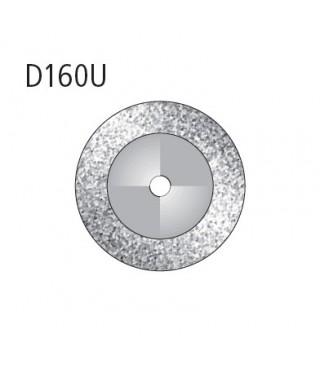 "Диамантен сепаратор ""Ultraflex"" - немонтиран, двустранен, фин/червен (ø 16мм)"
