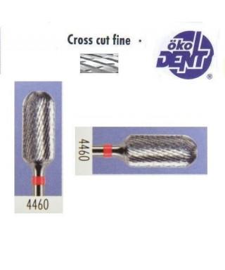 Твърдосплавна фреза червена*1, (ø 6 х 13)мм - HF4460