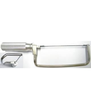 Лък за триончета 127 мм с метална дръжка