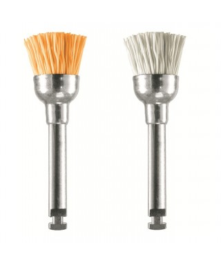 "Nylon brush for polishing ""UNIBRUSH"" - big cup"
