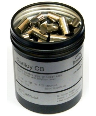 Cobalt Based Dental Casting Alloy, Gialloy CB
