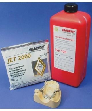 """Опаковъчна маса за шокова техника """"JET 2000"""" - 400 гр/оп."""