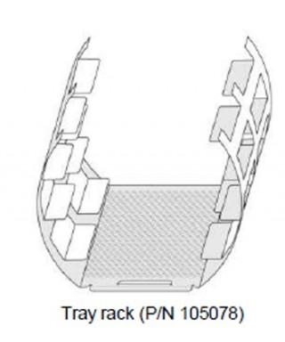 Алуминиева кошница хоризонтална за автоклави Атома/Домина (Dx)