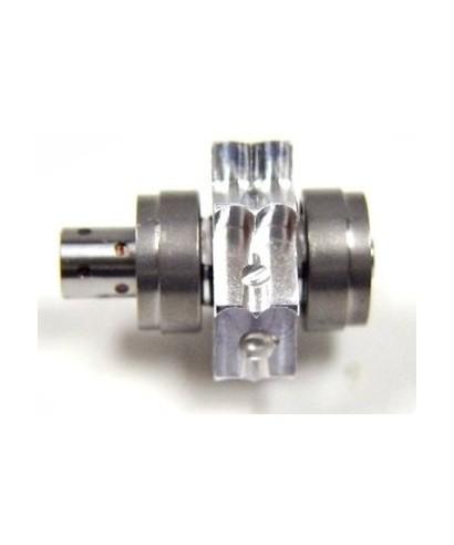 Ротор МК-дент (сер. CLASSIC / TITANIUM) - стандартна глава + пуш бутон