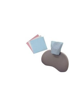 Подглавник за стол цветен - (29 х 36)см