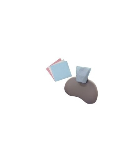 Head rest cover - colored (29 x 36)cm