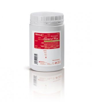 Self-curing denture base resin Duracryl Plus, powder
