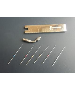Комплект ендодонтски накрайници (4 бр.) за ултразвук