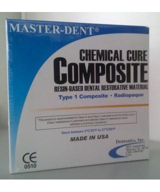 Химиокомпозит Master-Dent
