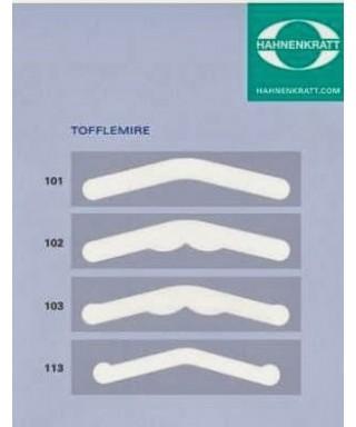 Microthin matrixes Tofflemire - box of 12 pcs.