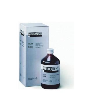 Мелиодент течност за топлополимеризираща пластмаса - 500мл