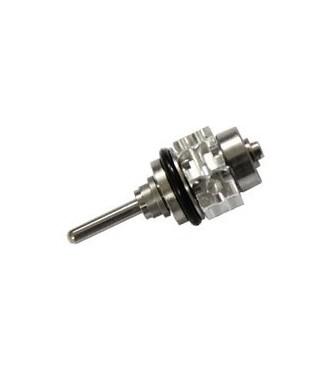 Ротор за турбина с пуш бутон, стандартна глава