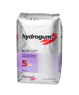 Алгинат Хидрогум 5, 453 гр.
