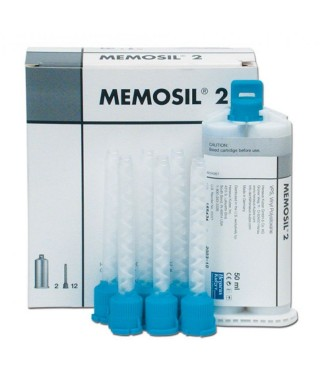 А-силикон Memosil 2, картуша 50 мл