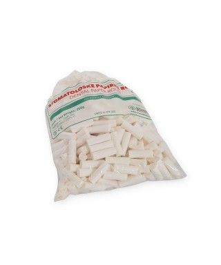Dental rolls pure cellulose 100% - (250g / pack)