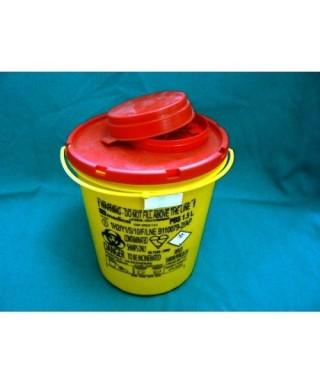 Контейнер за опасни отпадъци