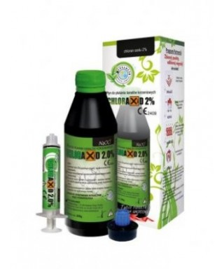 Хипохлорид 2.0% CHLORAXID - 200 гр